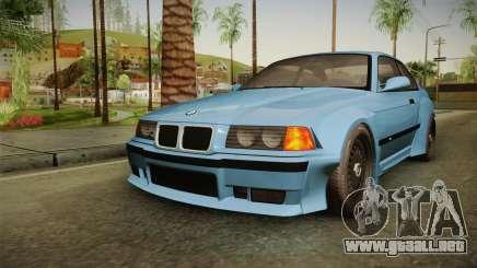 BMW M3 E36 Pandem Kit para GTA San Andreas