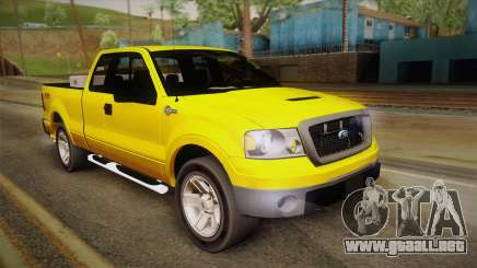 Ford F-150 2005 King Cab para GTA San Andreas