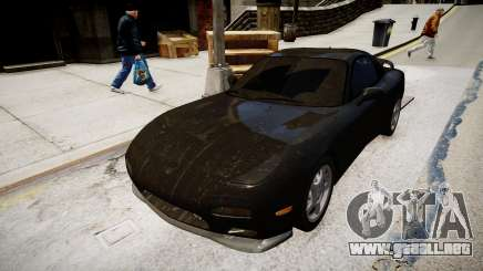 Mazda RX-7 para GTA 4