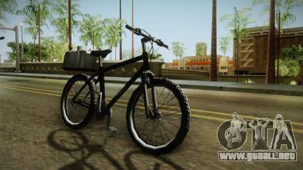 Police Mountain Bike para GTA San Andreas