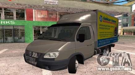 Empresa Gacela 2016 para GTA San Andreas