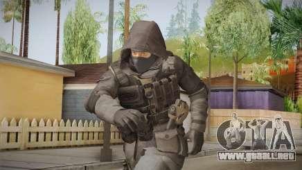 CoD 4: MW Remastered SAS v4 para GTA San Andreas
