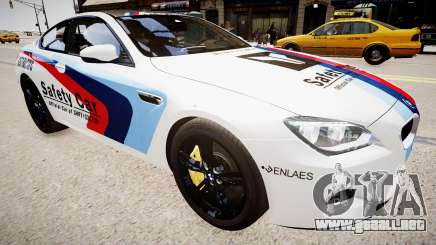 BMW M6 F13 2013 para GTA 4