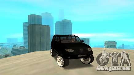 UAZ Patriot 2014 para GTA San Andreas