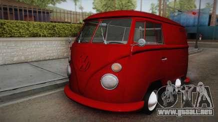 Volkswagen T1 Shortbus para GTA San Andreas
