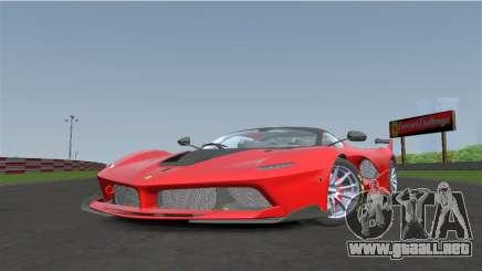 Ferrari FXX K [EPM] para GTA 4