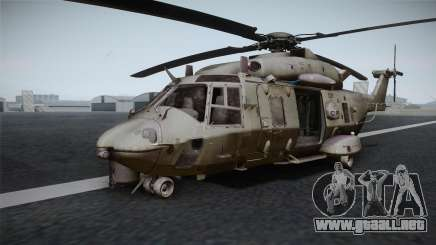 CoD: Ghosts - NH90 para GTA San Andreas