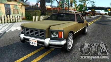 Idaho SA style para GTA San Andreas