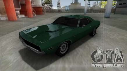 1970 Dodge Challenger 426 Hemi para GTA San Andreas