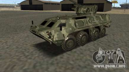 BTR 4 para GTA San Andreas