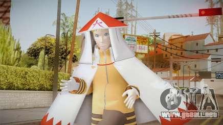 NUNS4 - Naruto Hokage v1 para GTA San Andreas