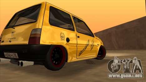 VAZ 1111 Oportunidad para GTA San Andreas left
