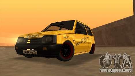 VAZ 1111 Oportunidad para GTA San Andreas