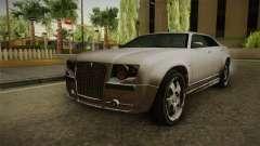 GTA 4 Schyster PMP600 SA Style para GTA San Andreas