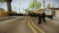 M4A1 Silenced para GTA San Andreas