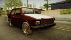 Yugo Koral 55 Winter para GTA San Andreas