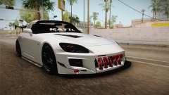 Honda S2000 Katil para GTA San Andreas