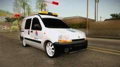 Renault Kangoo MASKargo Animal Hotel para GTA San Andreas