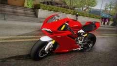 Ducati 1299 Panigale S 2016 para GTA San Andreas