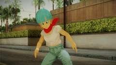 Dragon Ball Xenoverse 2 - Bulma DBS v2 para GTA San Andreas
