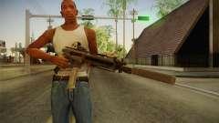 Battlefield 4 - ACW-R para GTA San Andreas
