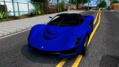 Grotti Turismo RXX K From GTA 5 para GTA San Andreas