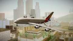 Airbus A380 Asiana Airline para GTA San Andreas