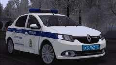 2016 Renault Logan para Moi para GTA San Andreas
