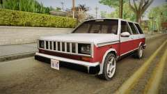 Bobcat Station Wagon v2 para GTA San Andreas