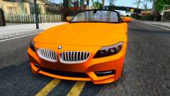 BMW Z4 sDrive35is para GTA San Andreas