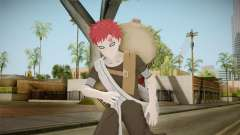 Gaara Black Body Suit para GTA San Andreas