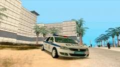 Renault Logan tráfico para GTA San Andreas