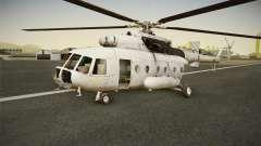 Mil Mi-8 MTV-1 Croatian Air Force para GTA San Andreas