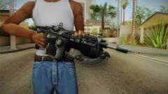 Gears Of War II - Mark 2 Lancer Assault Rifle para GTA San Andreas