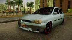 Chevrolet Corsa Speed 2006 v2 para GTA San Andreas
