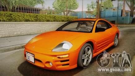Mitsubishi Eclipse GTS Mk.III 2003 IVF para GTA San Andreas