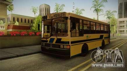 Bus Carrocerias para GTA San Andreas