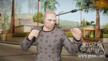 GTA Online DLC Import-Export Male Skin 3 para GTA San Andreas