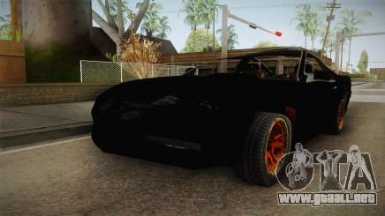 GTA 5 Imponte Ruiner 3 Wreck IVF para GTA San Andreas