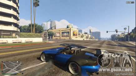 Custom Camera V 0.9.1 para GTA 5
