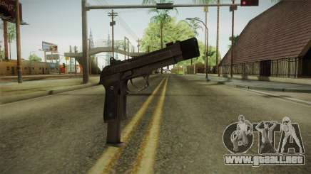Battlefield 4 - SW40 para GTA San Andreas