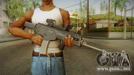 ARX-160 Tactical v2 para GTA San Andreas