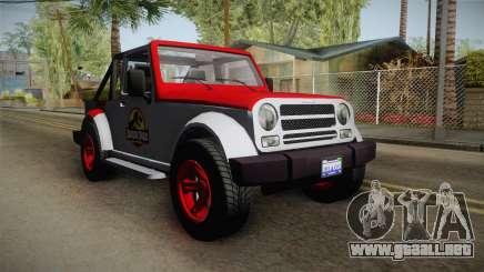 GTA 5 Canis Mesa SWB IVF para GTA San Andreas