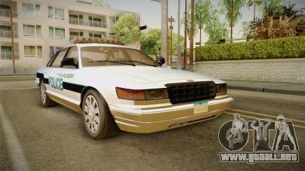 Brute Stainer Blueberry Police 1994 para GTA San Andreas