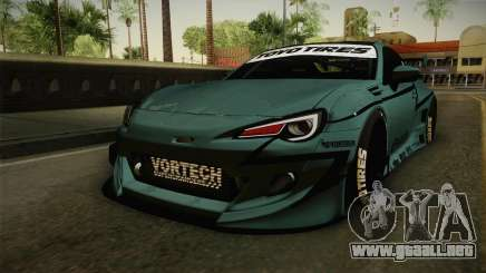 Subaru BRZ Pandem Rocket Bunny v3 para GTA San Andreas
