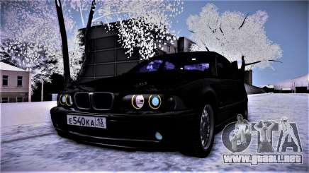 BMW 540 E39 para GTA San Andreas
