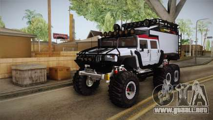 Hummer H1 Monster para GTA San Andreas