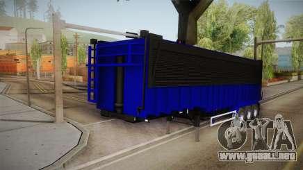 Trailer Dumper v2 para GTA San Andreas