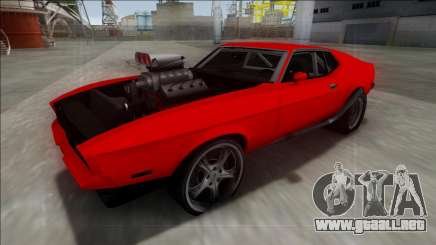 1971 Ford Mustang Drag para GTA San Andreas
