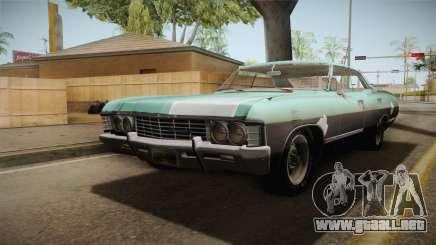 Chevrolet Impala 1967 para GTA San Andreas